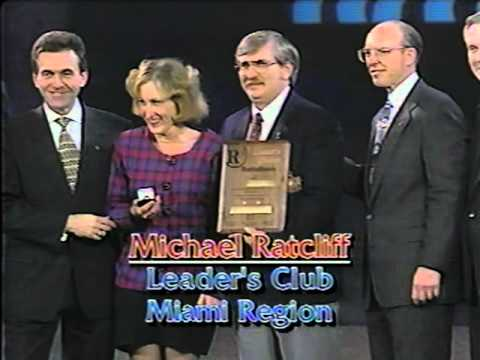 Radio Shack's Leaders Club 1996 Southeast Division