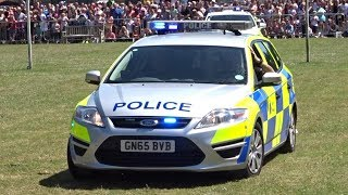 Kent Police Open Day 2017  Dog Unit Chase Display