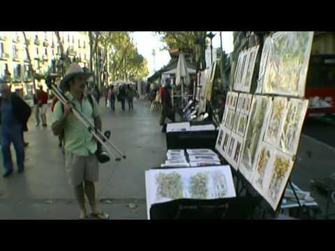 Barcelona, Spain Travel Video Guide