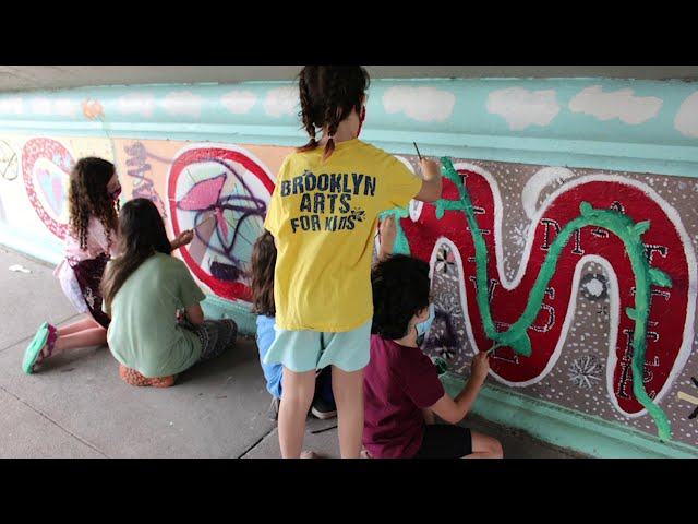 Community: A Story About A Children's Mural And So Much More!