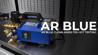 The Pressure Washing Project: E16 - AR Blue Clean AR630 TSS HOT Testing