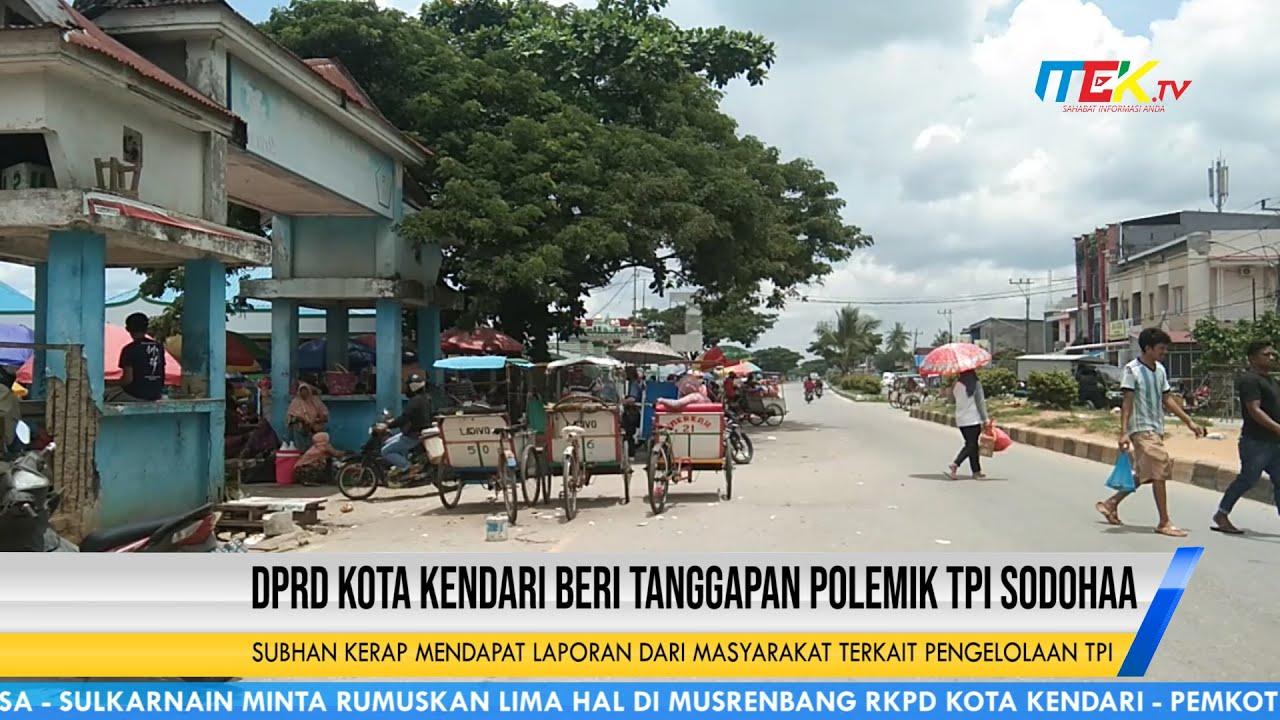 DPRD Kota Kendari Beri Tanggapan Polemik TPI Sodohaa