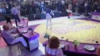 Calypso - Tropicana - Faustão 19-02-12.