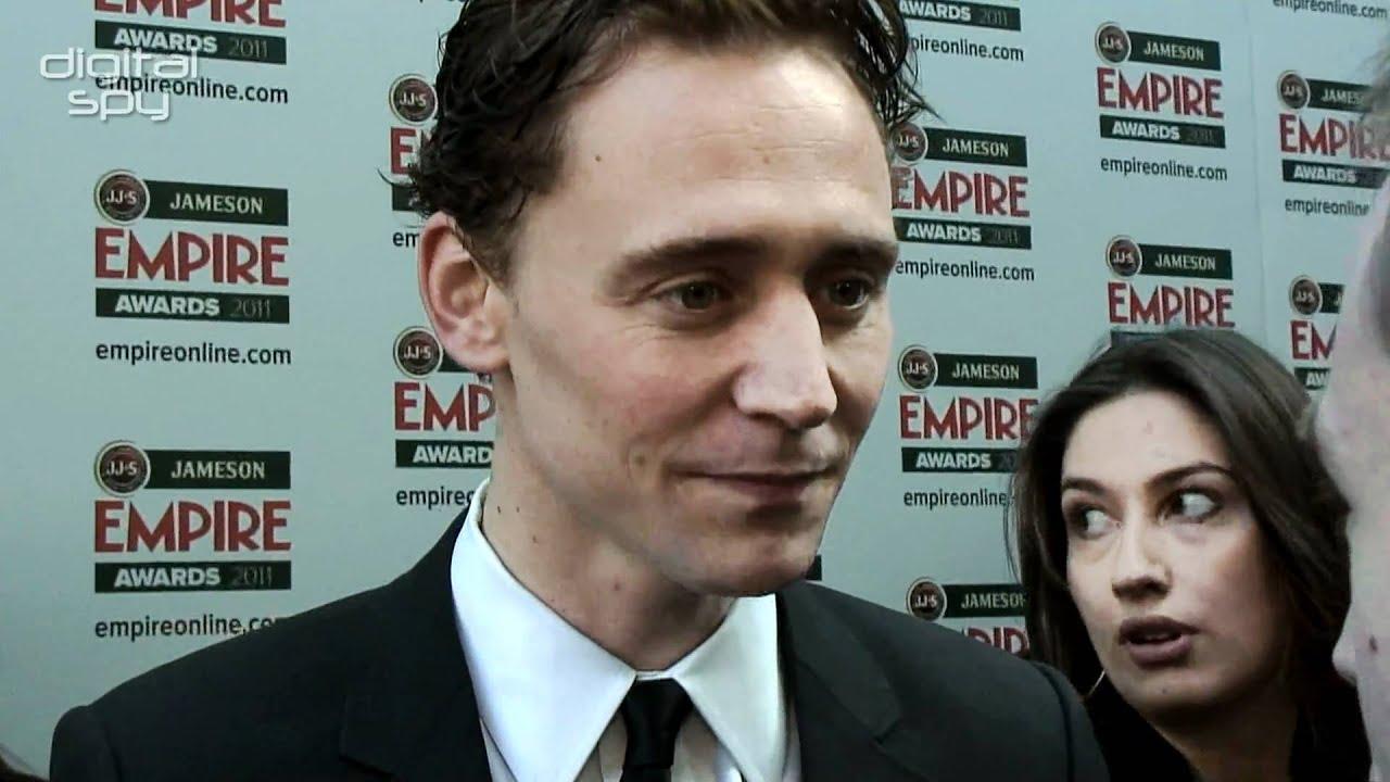 Tom Hiddleston on Thor, Spielberg and Branagh
