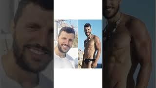 Sarantis Kremizakis ( Sexy Greek singer ) HOT pictures on Instagram
