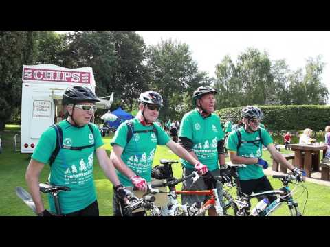 The Taff Trail Cycle Challenge 2013
