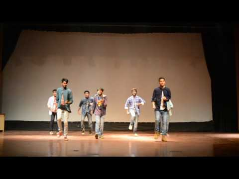 Neethone Dance to Night Dance by TCA IIT KGP students