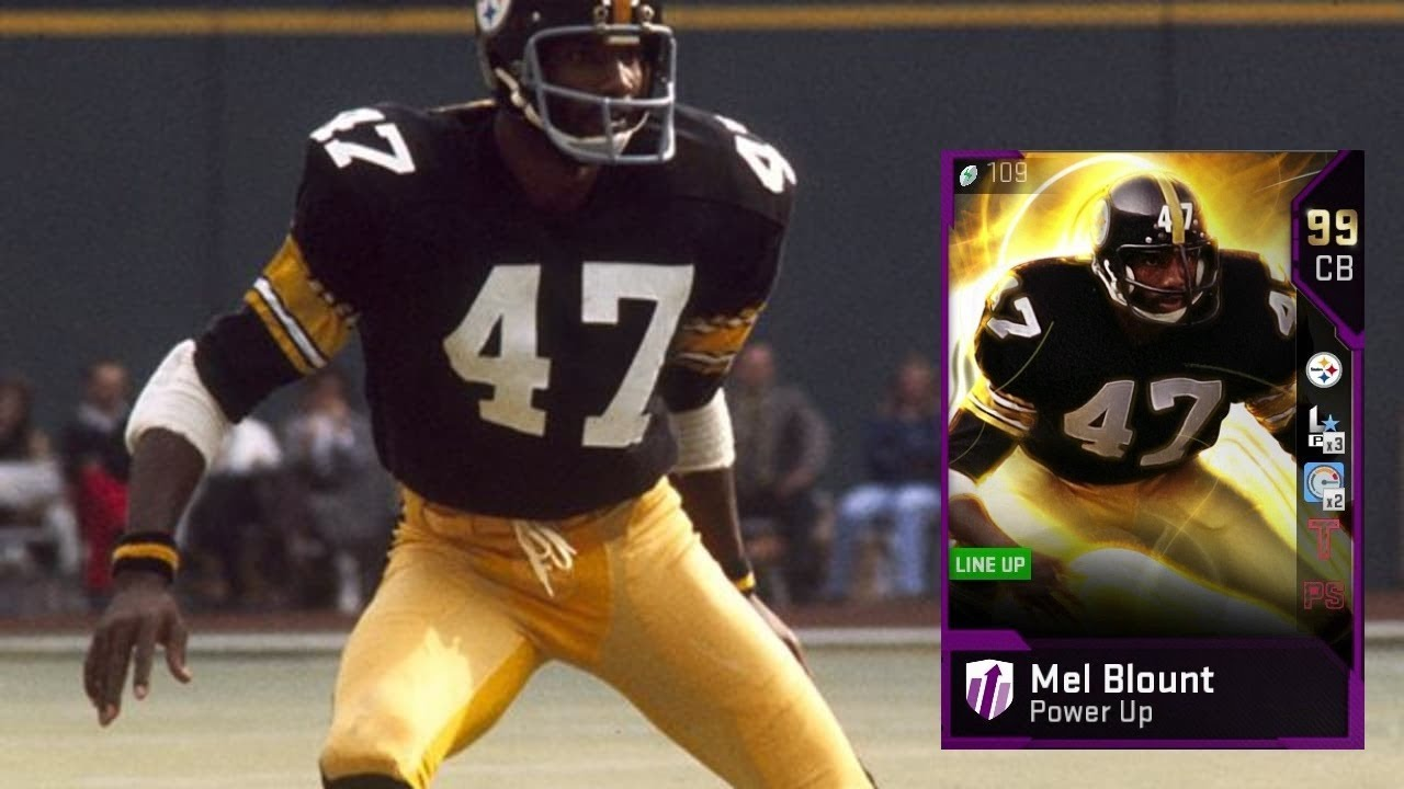quality design ea52e b4fd5 BEST CB IN MUT 19 HANDS DOWN! 99 SPEED MEL BLOUNT GAMEPLAY!