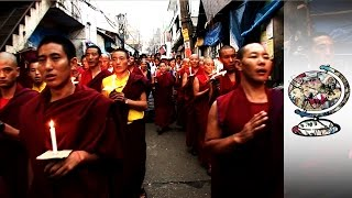 The Endemic Disease Among Tibetan Monks