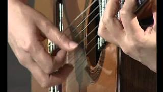 Romance guitar - Guitarist Kim Chung