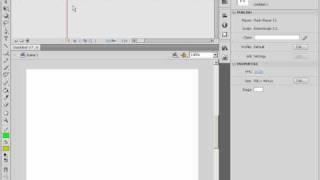 Использование временной шкалы в Adobe Flash CS4 (24/46)