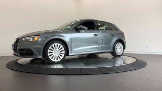 2016 Audi A3 e-tron Lake forest, Highland Park, Chicago, Morton Grove, Northbrook, IL AP9293