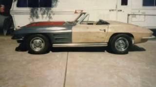 1964 Corvette Restoration - Part 1 - In Progress