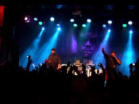 The Gangsta, The Killa And The Dope Dealer live in Stockholm