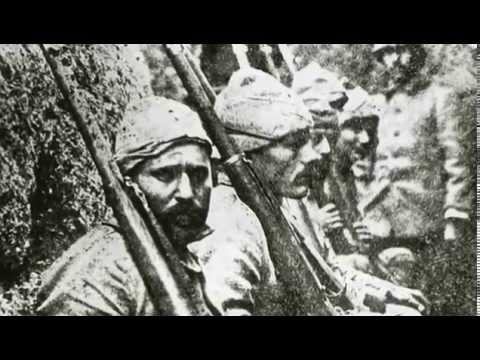 Blood & Oil - The Middle East During World War I
