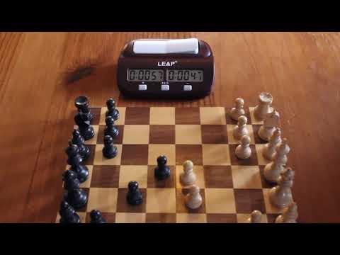 Chess Timer Clock Leap PQ 9907   TESTING
