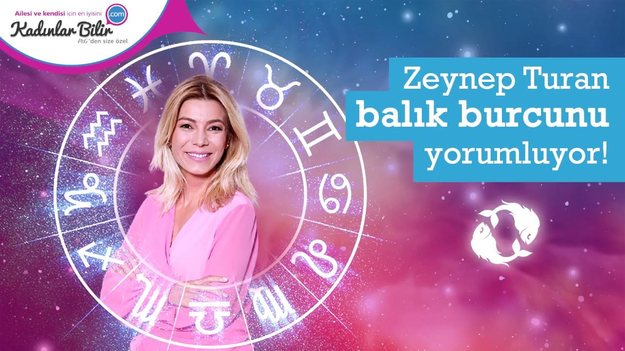 Zeynep Turandan Mart Ayı Balık Burcu Yorumu Youtube