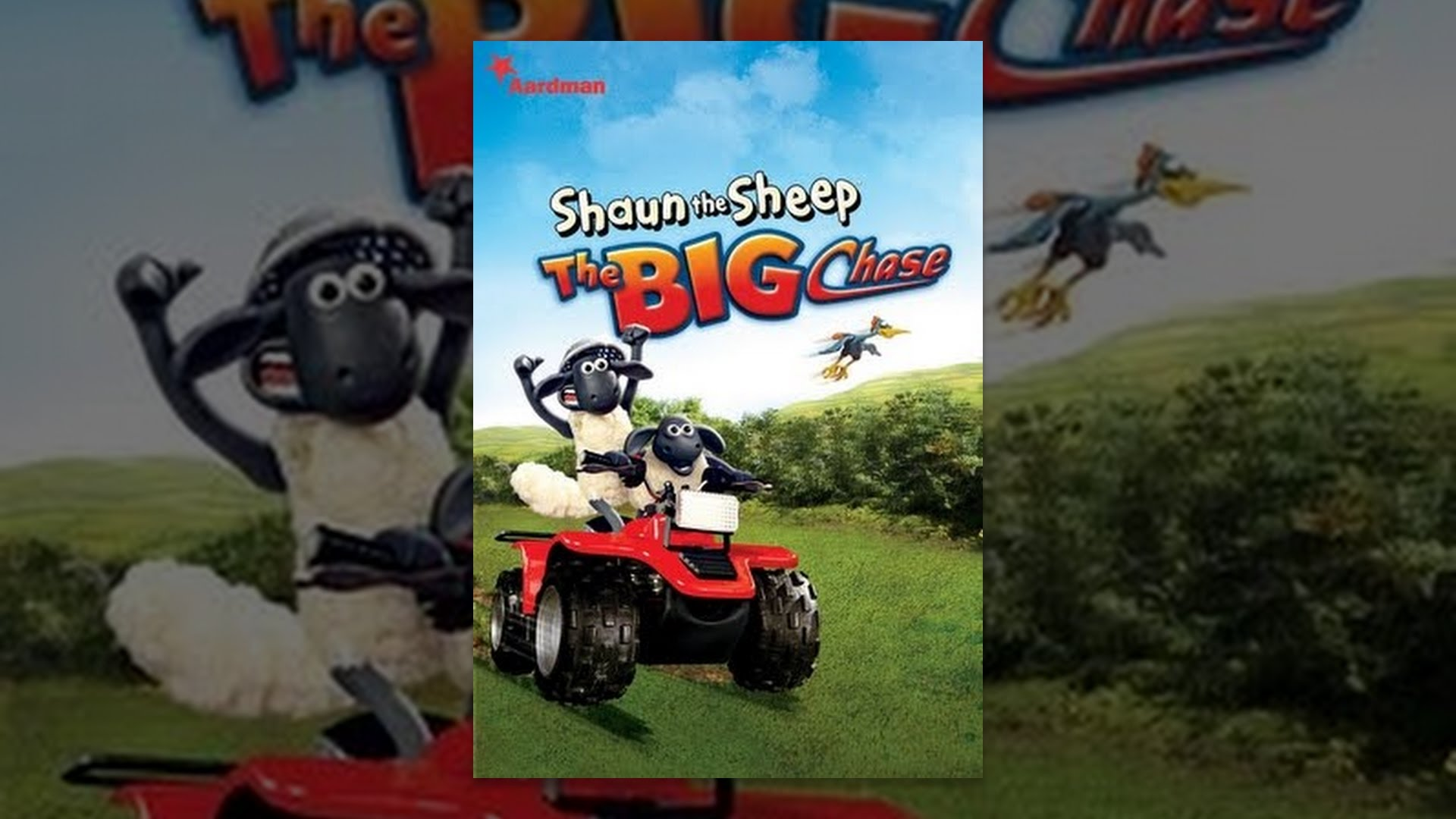 Shaun the Sheep: a grande perseguição