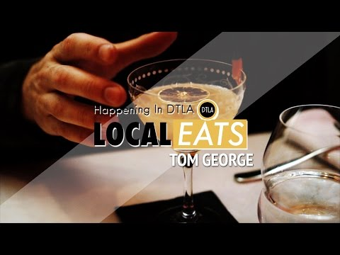 Fine Italian Dining in DTLA  || Tom George Restaurant
