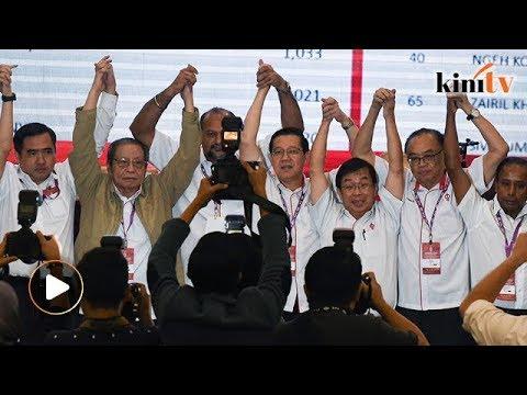 Anggota CEC DAP hampir tak berubah