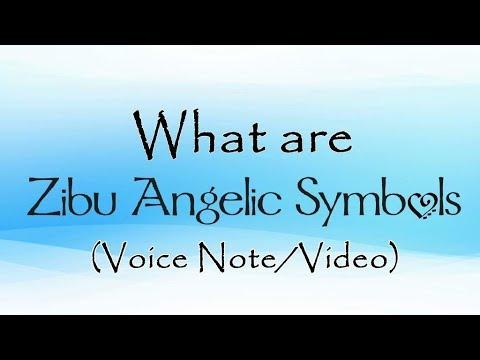ZIBU ANGELIC SYMBOLS AND MEANINGS PDF