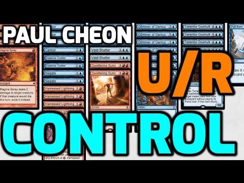 Channel Cheon - Standard U/R Control (Deck Tech & Match 1)