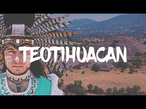 TEOTIHUACAN: Sacrifices! Aztecs! Pyramids... OH MY! Mexico City's Ancient Ruins