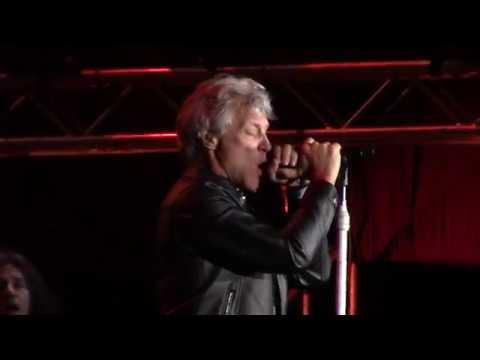 Bon Jovi - Bed of roses, Chile 2017.