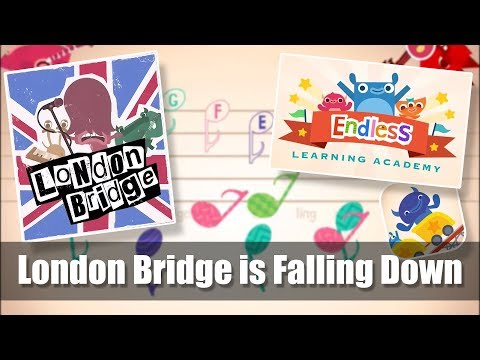 #2 | London Bridge is Falling Down | Endless Learning Academy | Endless Music Activity