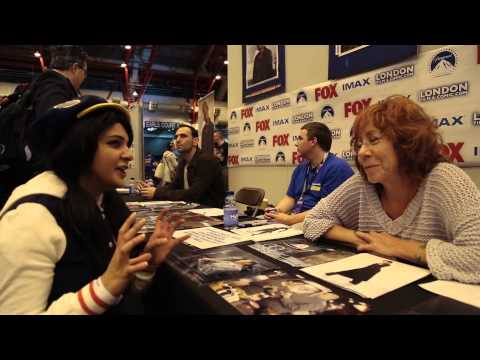 Mindy Sterling Austin Powers  at London Film Comic Con by Aisha Anime
