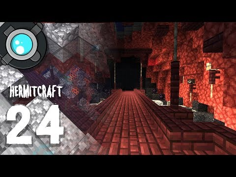 HermitCraft 6: 24 | The Epic UNDERWORLD...