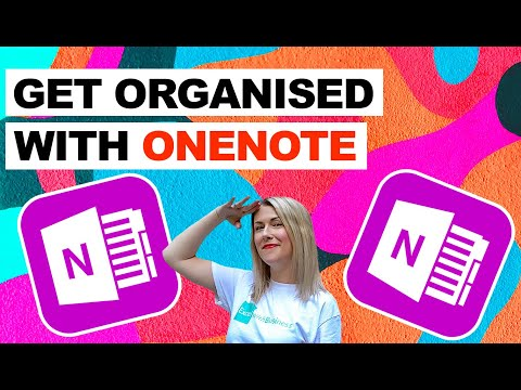 Get Organised with Microsoft OneNote with Deb Ashby (Tutorial)