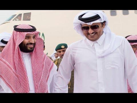 محمد بن سلمان: حصار وعقاب قطر فيه خير كثير!!