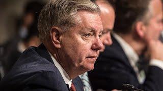 Republican Senator Lindsey Graham has completed his transformation ...