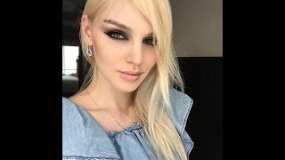 Татьяна Горинович. #макияж на выпускной