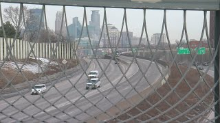 Busy Stretch Of 35W Closes In Mpls. This Weekend