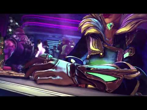 borderlands:-the-pre-sequel-–-'lady-hammerlock-the-baroness-pack'-trailer