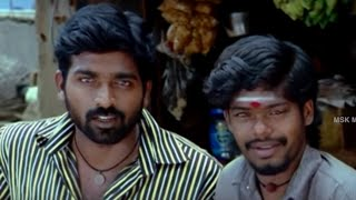 "Theeppatti Ganeshan Comedy Scene - ""Thenmerku Paruvakatru"" Tamil Movie Scene"