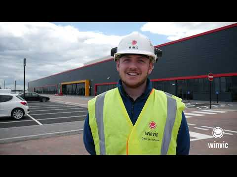 George - My Year In Industry As A Trainee Quantity Surveyor