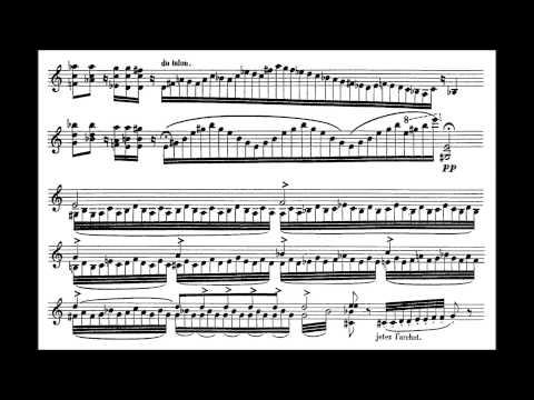 Beriot, Charles A. Prélude ou Improvisation op. post for solo violin