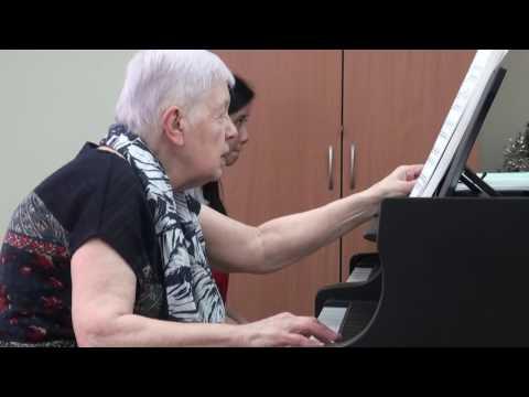 Master-class of professor of McGill University (Canada) Marina Mdivani (piano)