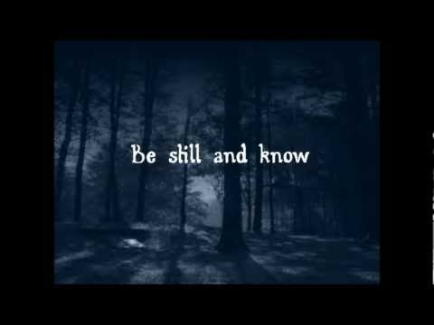 Be Still - The Fray (Lyrics)