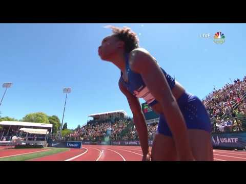 Olympic Track And Field Trials   Reese, Bartoletta And DeLoach Qualify In Long Jump