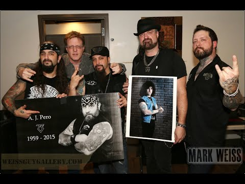 Adrenaline Mob - A Tribute to A.J. Pero