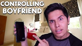 ASMR | Crazy Controlling Boyfriend!