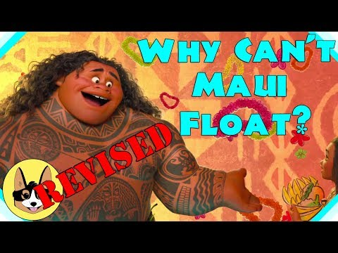 Moana Theory - Maui's Backstory