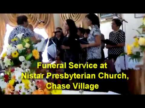 Funeral of Lloyd Persaud 2016 ( a great teacher)