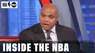The Raptors Spoil Steph Curry's Return | NBA on TNT