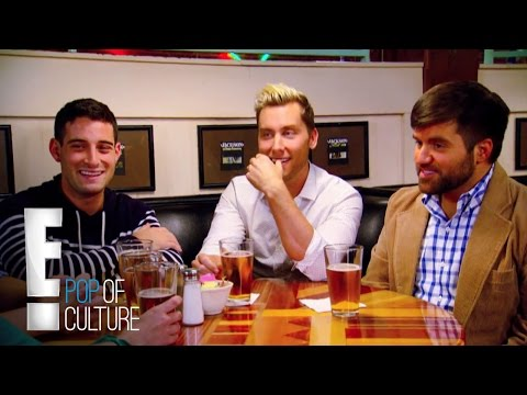 Lance Bass Reveals Why He Stayed in the Closet  E!