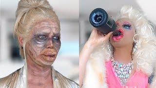 ROXANNE | Gay Pride Makeup Tutorial